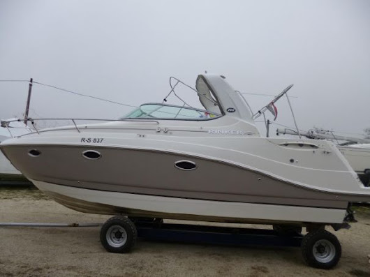 2008 Rinker 280 Express Cruiser Power New and Used Boats for Sale
