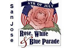 2013 Rose, White & Blue Parade