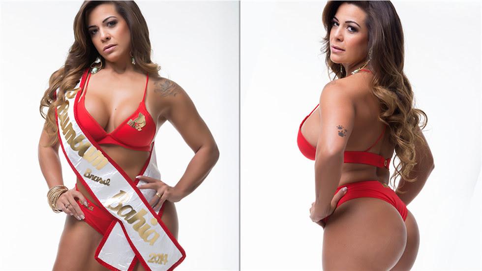 Miss Bumbum 2014 Bahia - Mundo Nerd Info