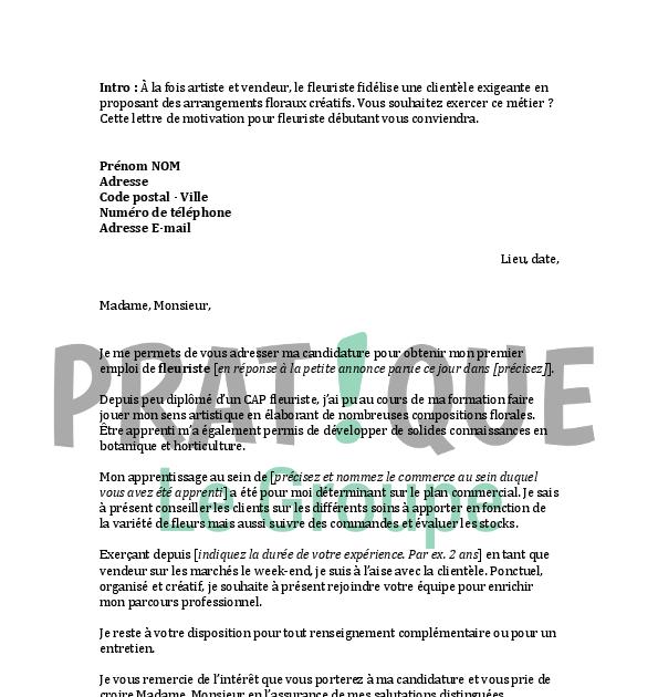 Lettre De Motivation Pour Travailler Chez E Leclerc Meteran S