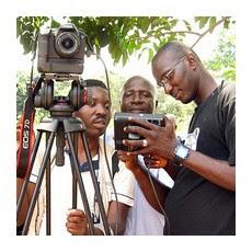 Съёмки современного африканского кино