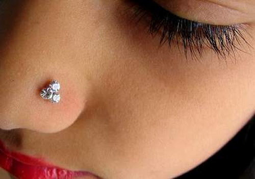 Nose Piercing Types Jewelry Care Pain Healing Time Price Body