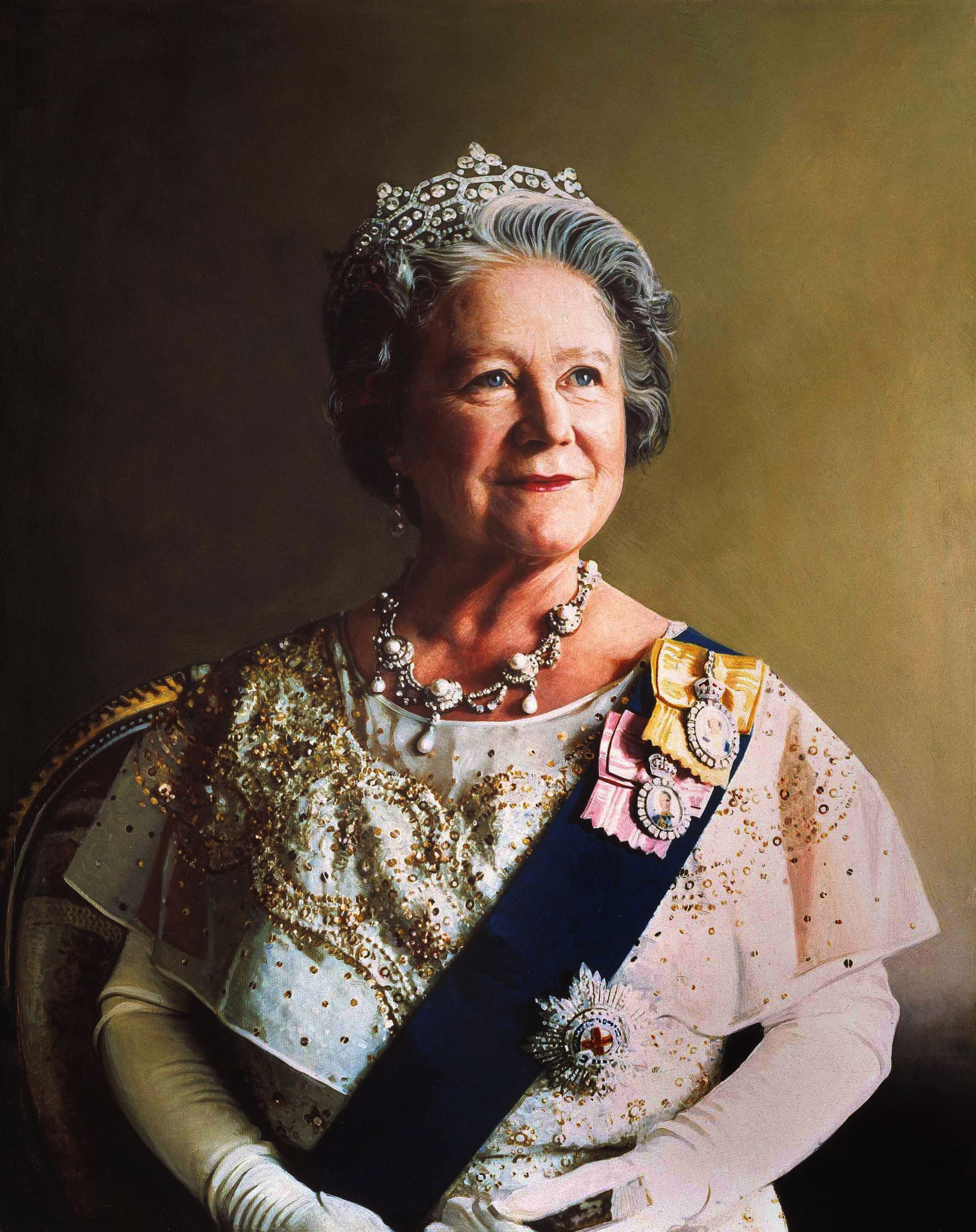 Richard Stone: The Queen Mother
