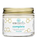 Era Organics Face Moisturizer Cream Natural & Organic - Advanced 10-in-1 Non Greasy Daily Facial Cream with for Oily, Dry, Sensitive Skin - 2 oz
