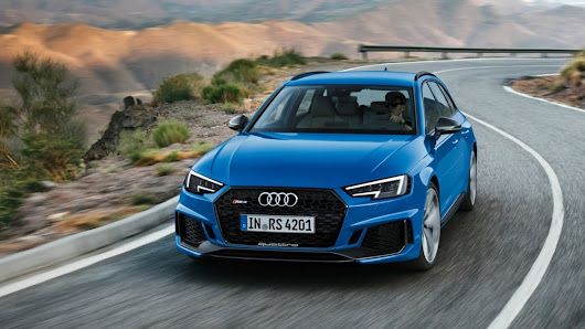 The New RS4 Avant is the Aggressive Family Car We Need - Audiworld