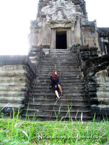 me posing on mediun stone steps