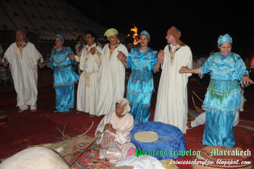 Moroccan Soireé (dance)