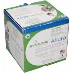Symmons S-7602-Stnrp Allura Tub/Shower System, Satin Nickel