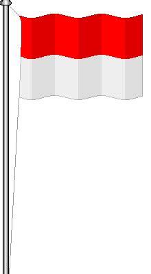 83 Gambar Animasi Tiang Bendera Merah Putih Kekinian