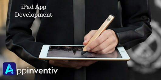 Expand your Business with iPad App Development