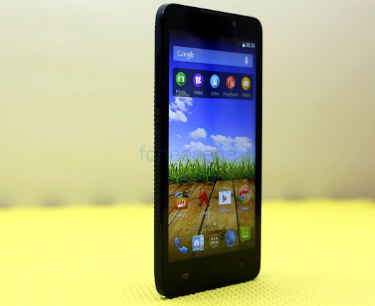 Micromax Canvas Nitro A310 Review : The MMX Beast is Here