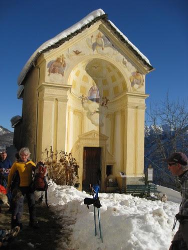La chiesa di Rainero