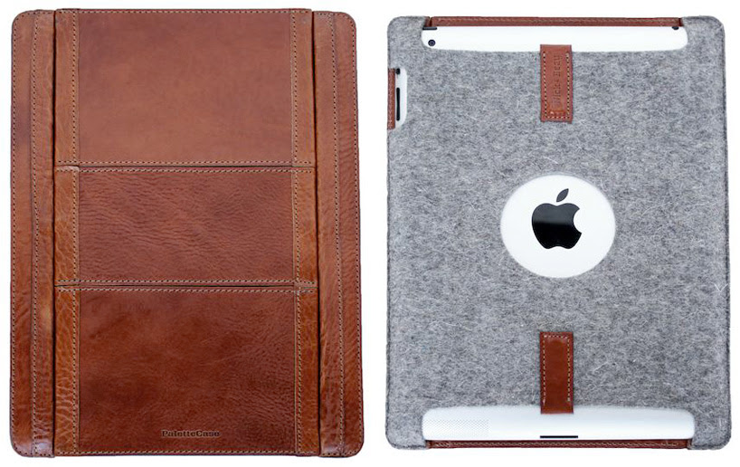 nick & beau: palette case for iPad