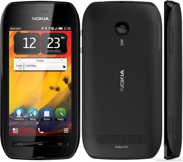Nokia 603  latest flash file