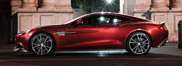 New Aston Martin Vanquish Set To Star In Monterey