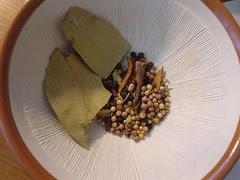 Spice grinder test kitchen