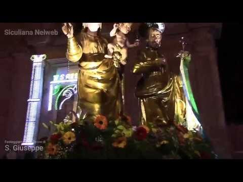 Festeggiamenti in Onore di San Giuseppe, Siculiana 20 Marzo 2017