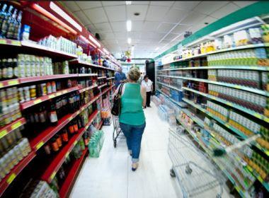 Inflação oficial fecha 2017 em 2,95%, abaixo da meta fixada pelo governo
