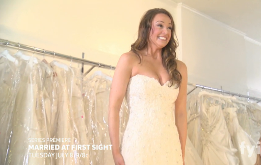 "VIDEO: Here's a Sneak Peek of ""Married at First Sight,"" A New Show Where People Meet the Day They Get Married - Philadelphia Wedding"
