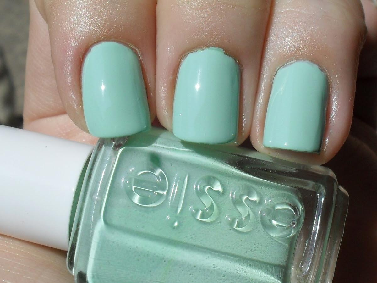Essie Lime Green Nail Polish - Creative Touch