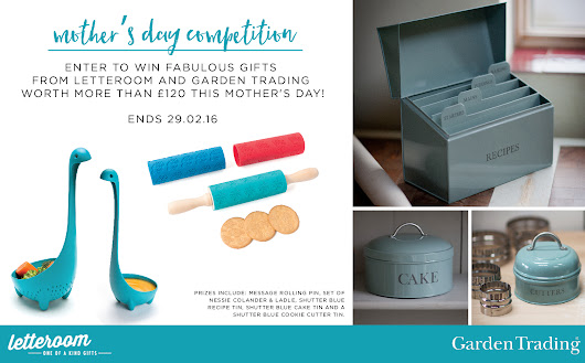 Enter to WIN Brilliant Mother's Day Gifts!