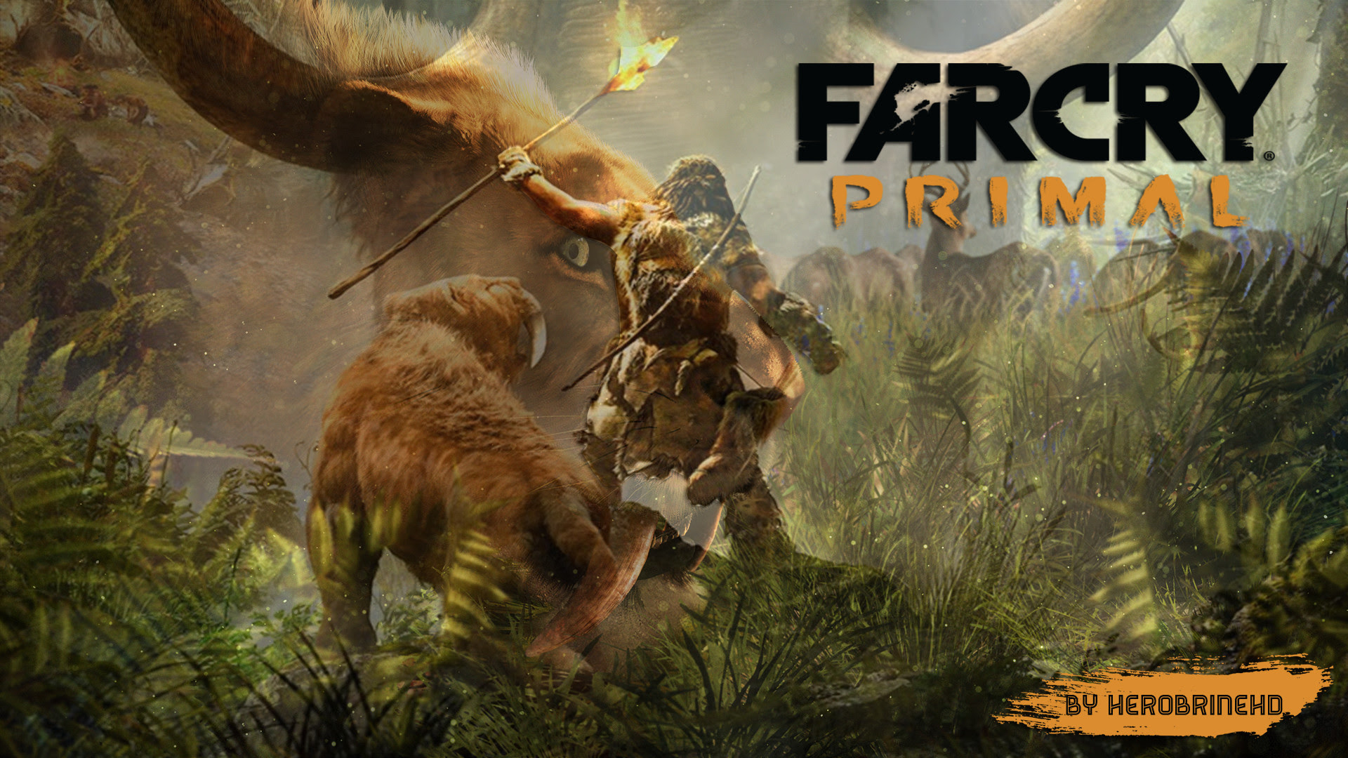 First 15 Minutes Of Far Cry Primal Video Is Released