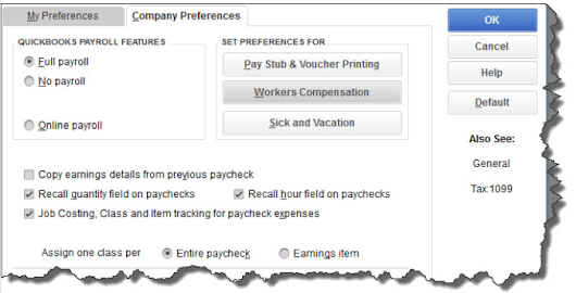 What Are Payroll Items in QuickBooks? - Welcome to Complete Business Group - The QuickBooks Solutions People