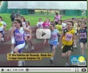 Giro del Varesotto 1a tappa teleSTUDIO8 - 1