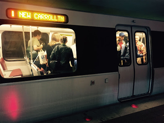 Md. lawmakers consider Metro safety commission