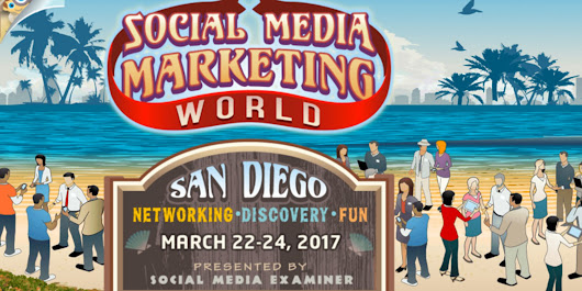 From 360-Degree Live Mobile Video (With Example) to Copywriting: A Recap From Social Media Marketing World 2017