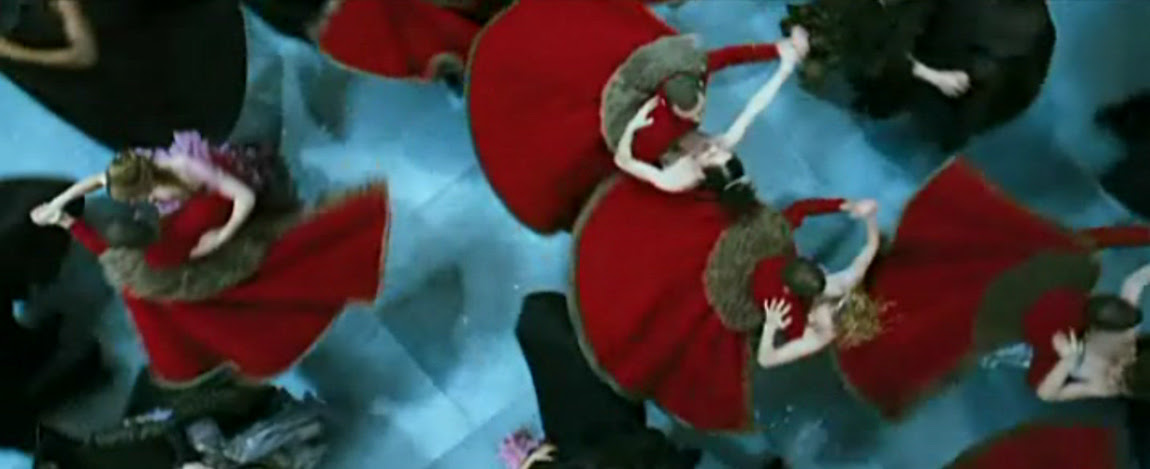 Dancing in Yule Ball