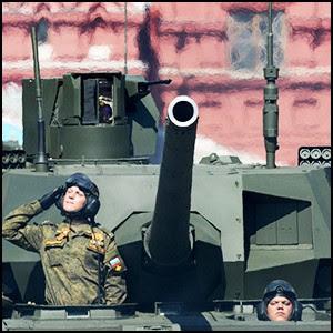 Русская «Армата» – лучший танк в Мире