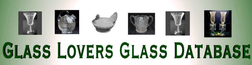 Glass Lovers Glass Database Blog
