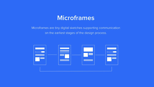 Are microframes the future of wireframing?