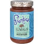 Frontera Salsa, Mexicana, Red Tomato, Med - 16 oz
