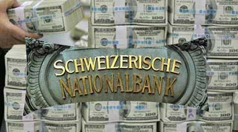 Image result for Black money in Swiss Banks