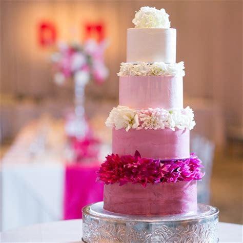 ombre wedding cakes   A Wedding Cake Blog