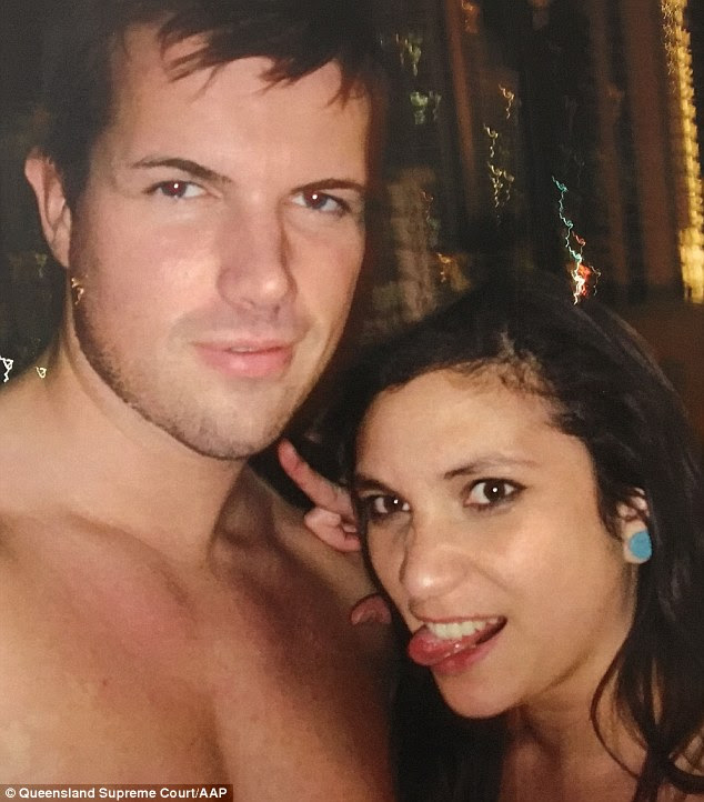 The Queensland coroner will now investigate the death of Warriena Wright, pictured with Gable Tostee in a selfie picture in the hours prior to her fall