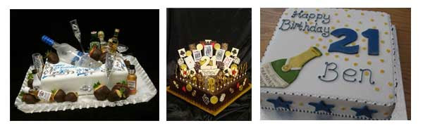Birthday cake ideas for 21 year old brother