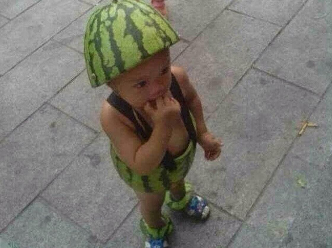 Wenzhou's little trendsetter