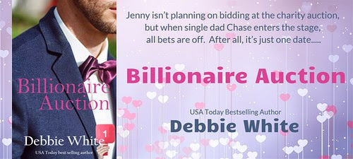 Book: Billionaire Auction Review & Giveaway