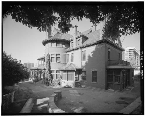 Alfred McCune Home/McCune Mansion