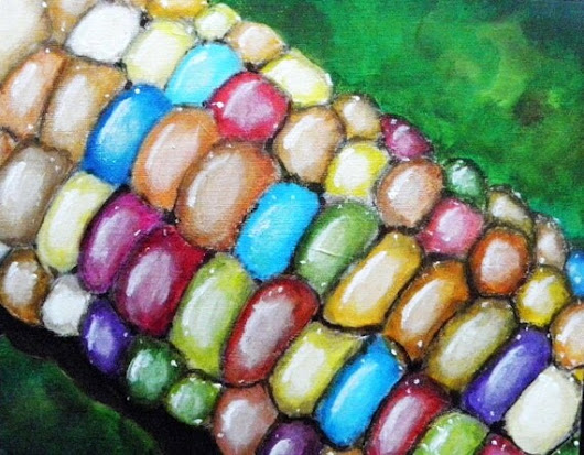 Carl's Glass Gem Corn