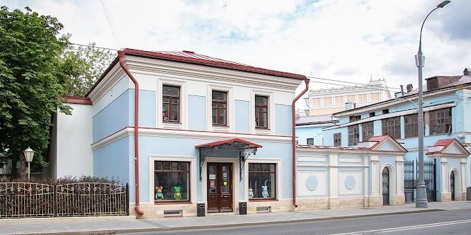 История одного здания: как менялась усадьба Гусева на Большой Полянке