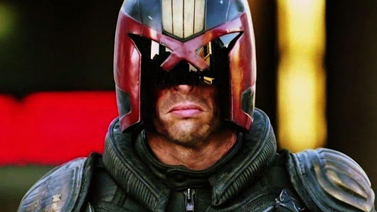 A Judge Dredd television show is in the works