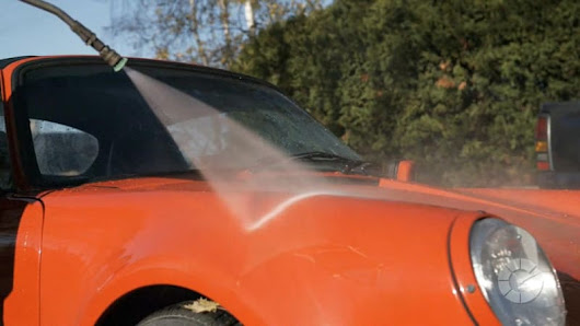How to wash your car in 15 minutes | Autoblog Details - Autoblog