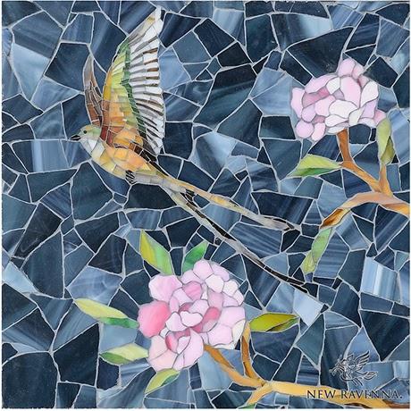glass mosaic kuche fliesen verkleiden