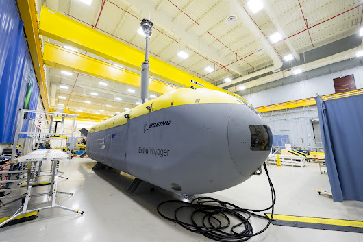 Say hello to underwater drones: The Pentagon is looking to extend its robot fighting forces