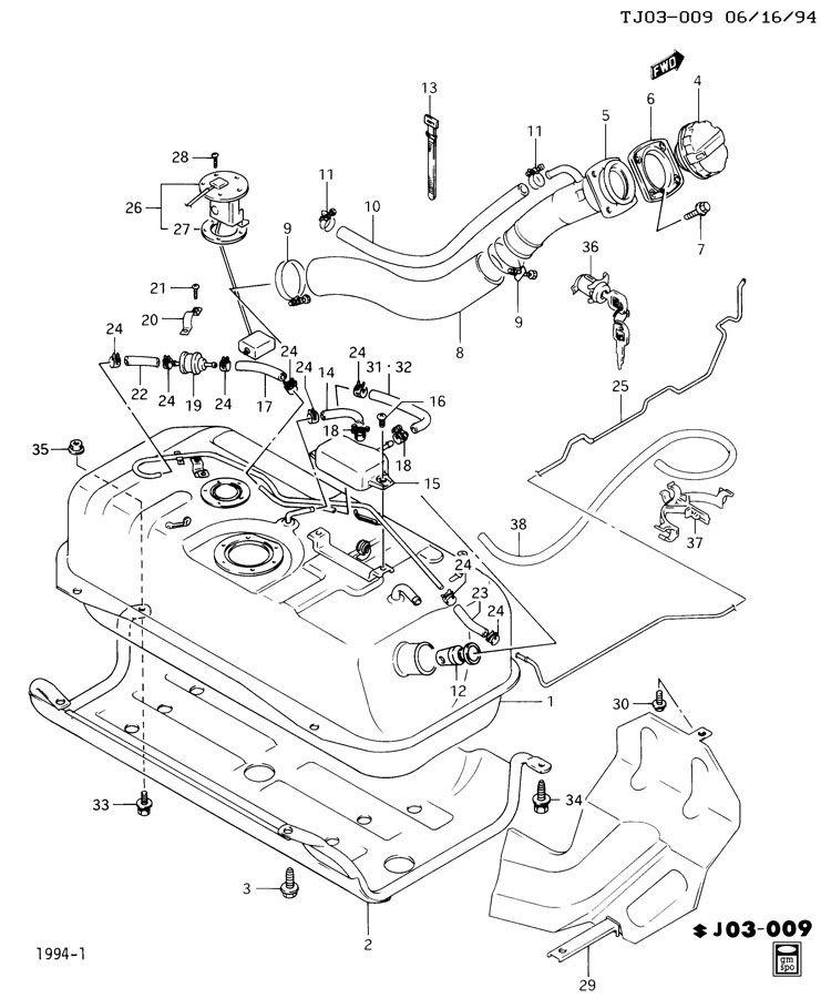 1996 Geo Prizm Engine Diagram ~ Wiring Diagram Information