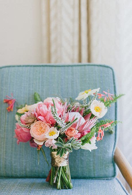 40 Bright and Beautiful Wedding Bouquets!   Gardens